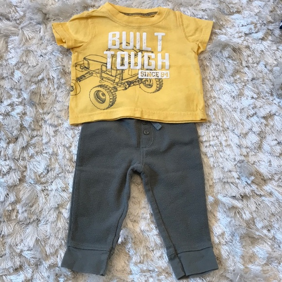 Carter's Other - Carter's Baby Boy Outfit, 6M